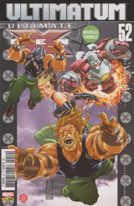 Couverture de Ultimate X-Men -52- Ultimatum (1)