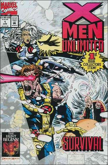 Couverture de X-Men Unlimited (1993) -1- Follow the leader