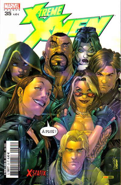 Couverture de X-Men (X-Treme) -35- Le remède (2)