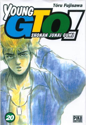 Couverture de Young GTO - Shonan Junaï Gumi -20- Tome 20