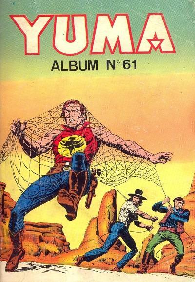 Couverture de Yuma (1re série) -Rec061- Album N°61 (du n°234 au n°236)
