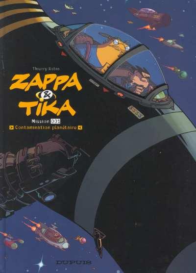 Zappa et Tika Tomes 1 et 2