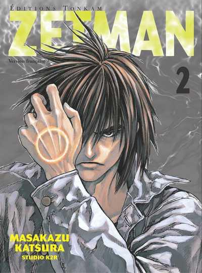 Couverture de Zetman -2- Tome 2