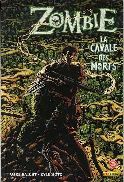 Couverture de Zombie - La cavale des morts - La cavale des morts