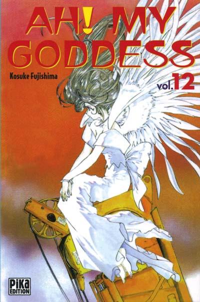 Couverture de Ah! My Goddess -12- Tome 12