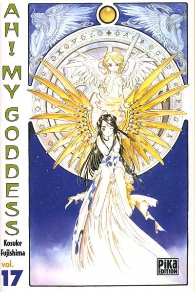 Couverture de Ah! My Goddess -17- Tome 17