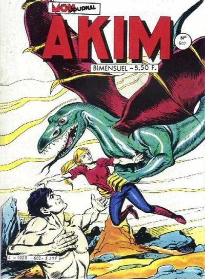 Couverture de Akim (1re série) -602- Les citrons de la liberté