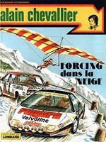 Couverture de Alain Chevallier -103- Forcing dans la neige