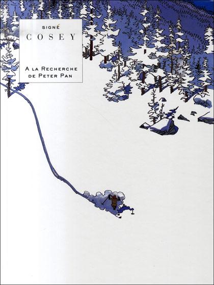 Couverture de A la recherche de Peter Pan - Tome INT
