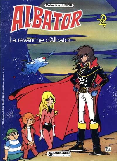 Couverture de Albator (Collection Junior) -2- La revanche d'Albator