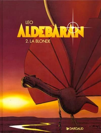 Couverture de Aldébaran -2- La blonde