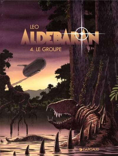 Couverture de Aldébaran -4- Le groupe
