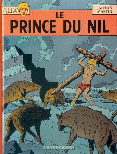 Couverture de Alix -11- Le prince du Nil