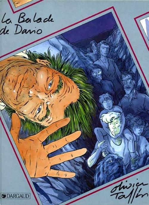 Couverture de Allaïve -3- La balade de Dario