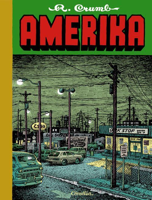 Couverture de Amerika