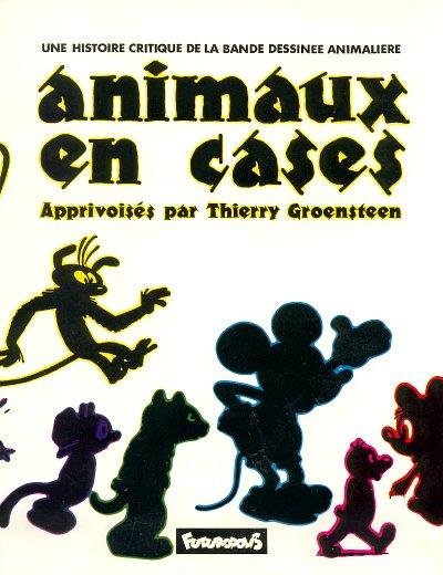 Couverture de (DOC) Études et essais divers - Animaux en cases - Une histoire critique de la bande dessinée animalière