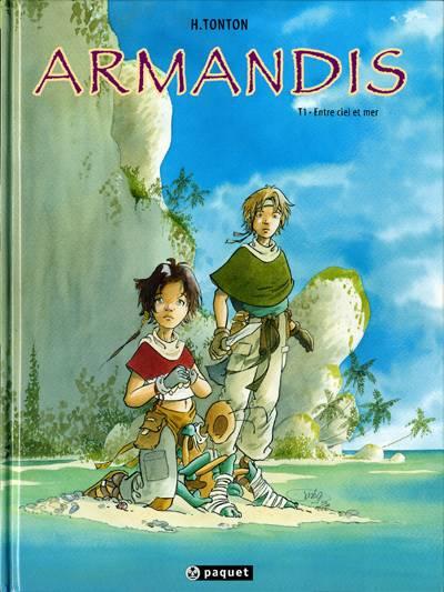 Armandis Tome 1 : Entre ciel et mer