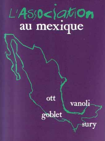 Couverture de L'association -2- L'Association au Mexique