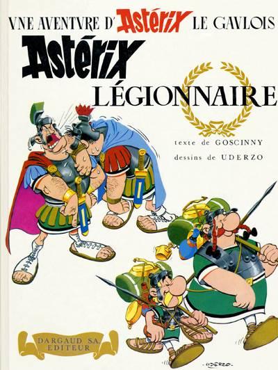 Astérix - légionnaire