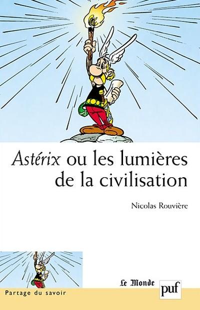Couverture de Astérix (Autres) -28- Astérix ou les lumières de la civilisation