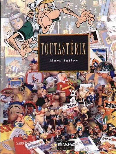 Couverture de Astérix (Autres) -1- Tout Astérix