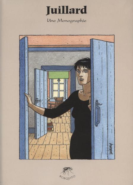 Couverture de (AUT) Juillard -12- Une Monographie