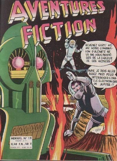 Aventures Fiction  n°19
