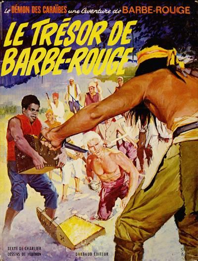 Couverture de Barbe-Rouge -11- Le trésor de Barbe-Rouge