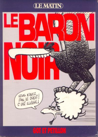 Couverture de Le baron Noir -2- Le Baron Noir 2