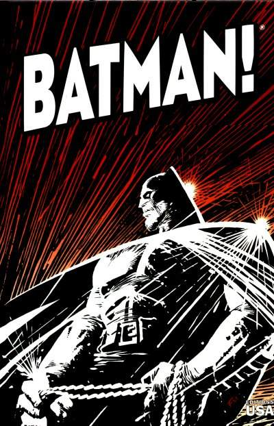 Couverture de Batman - Batman! Edition intégrale