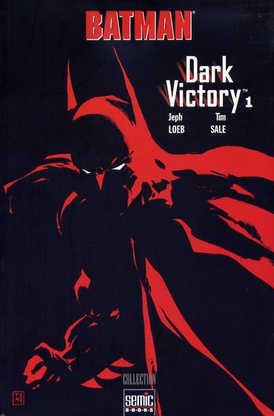 Couverture de Batman : Dark Victory -1- Dark Victory 1