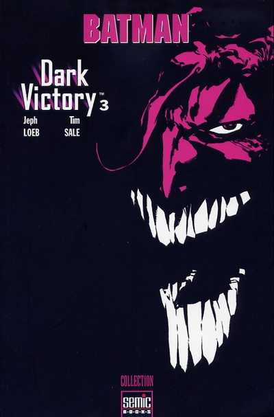 Batman - Dark Victory - 4 tomes
