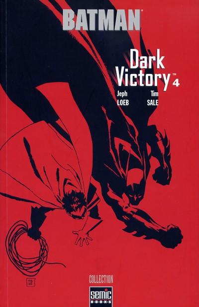 Couverture de Batman : Dark Victory -4- Dark Victory 4