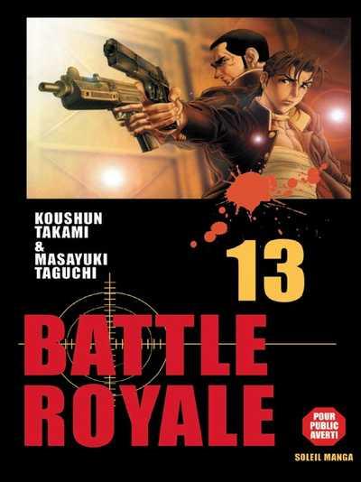 Couverture de Battle Royale -13- Tome 13