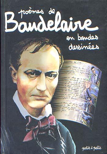 Couverture de Poèmes en bandes dessinées - Poèmes de Baudelaire en bandes dessinées