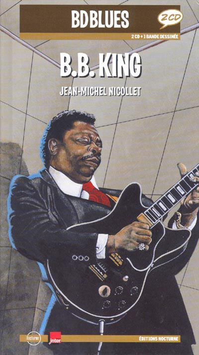 Couverture de BD Blues -7- B.B. King