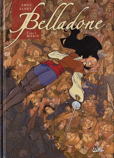 Couverture de Belladone -1- Marie