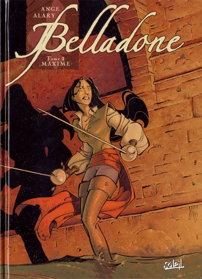Couverture de Belladone -2- Maxime