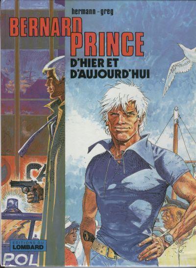 Couverture de Bernard Prince -HS- D'hier et d'aujourd'hui