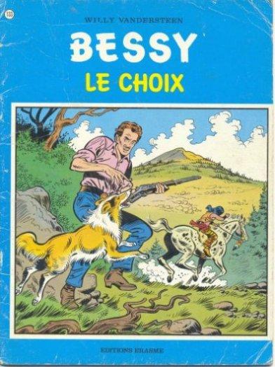 Couverture de Bessy -133- Le choix