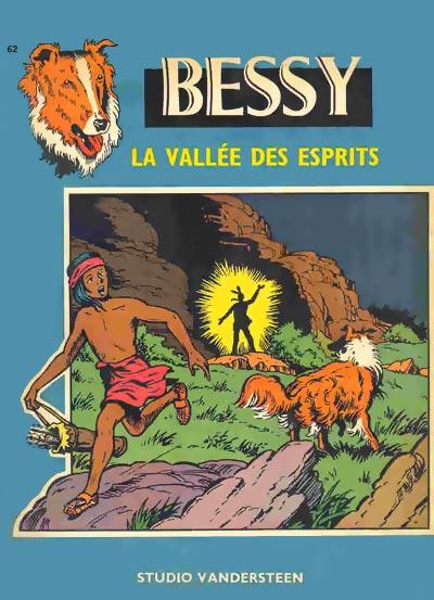 Couverture de Bessy -62- La vallée des esprits