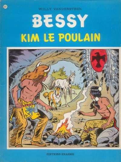 Couverture de Bessy -127- Kim le poulain