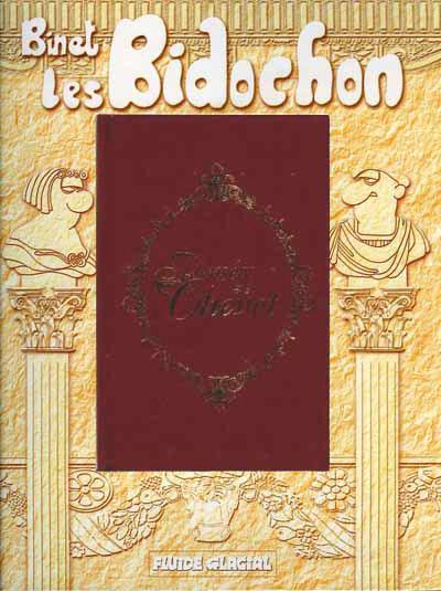 Couverture de Les bidochon -HS03- Pensées de chevet