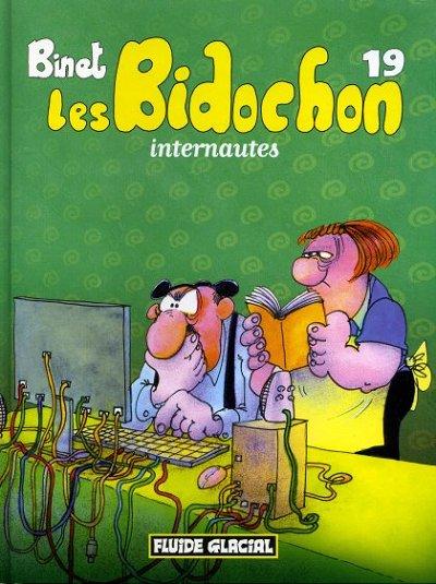 Les Bidochon 19 Les Bidochon Internautes