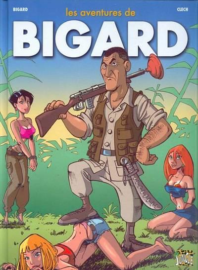 Couverture de Les aventures de Bigard -1- Tome 1