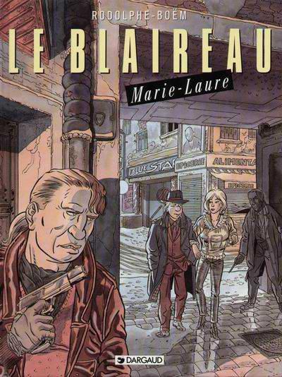 Couverture de Le blaireau -2- Marie-Laure