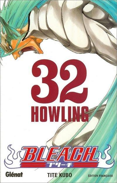 Couverture de Bleach -32- Howling