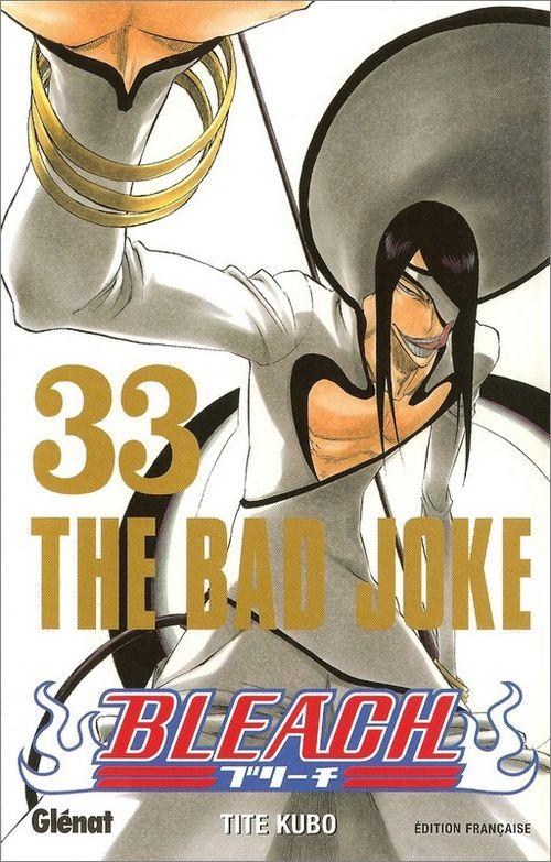 Couverture de Bleach -33- The Bad Joke