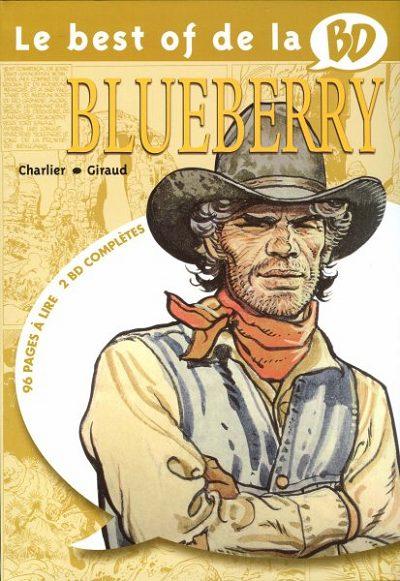 Couverture de Blueberry -BOBD- Le best of de la BD - 11