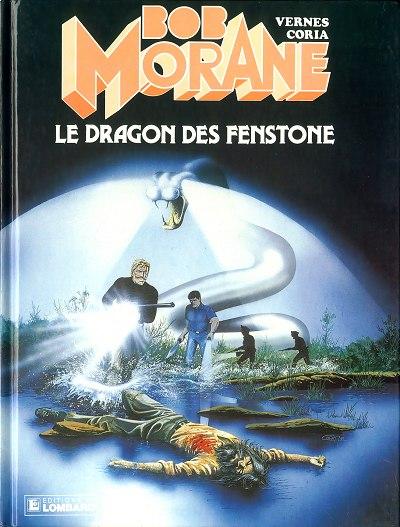 Couverture de Bob Morane 3 (Lombard) -38- Le Dragon des Fenstone